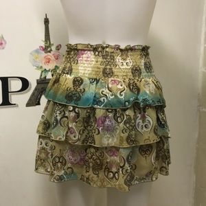 Grass collection skirt size small